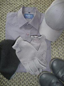 Grey Man Kleidung