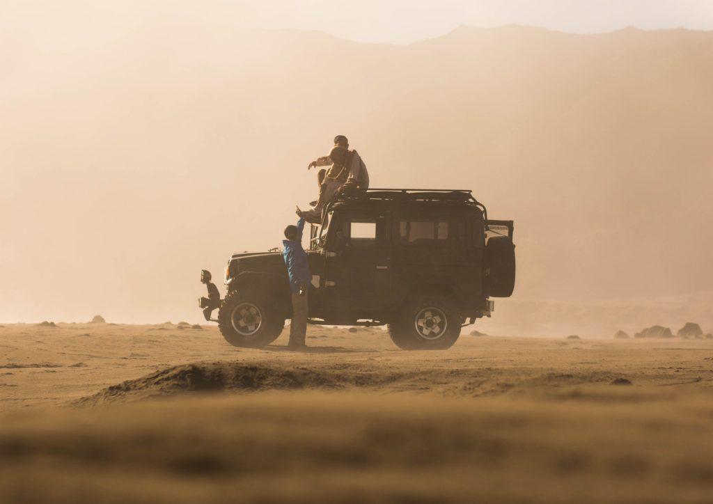 Reisen in Risikogebiete – Entführung inklusive!