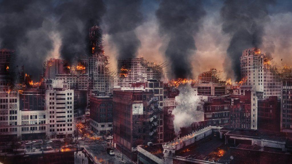 Schlafplatz finden wo und wie, Unruhen und Plünderungen,City Survival, Urban Survival,EDC Ausrüstung