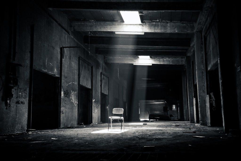 Industriegebiet Schlafplatz finden, Unruhen und Plünderungen,City Survival, Urban Survival,EDC Ausrüstung