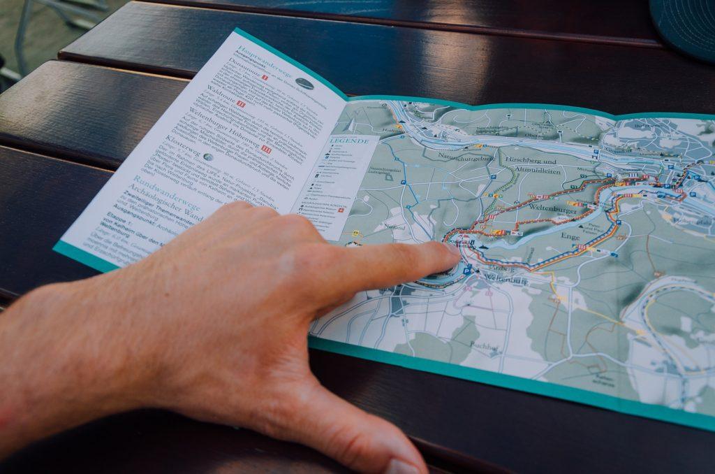 Wandern und Radfahren Landkarte 1:25.000,ActiveRiskShield, Unruhen und Plünderungen
