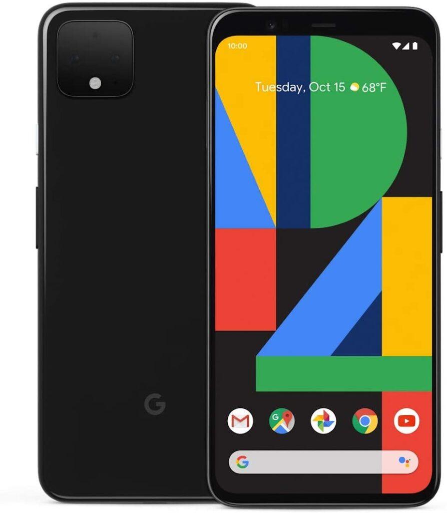 Google Pixel 4 + GrapheneOS